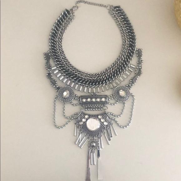Aldo statement necklace